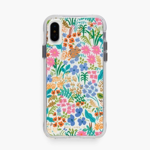 Rifle paper co. Clear Meadow iPhone Case